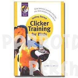 Clicker Training Book for Birds