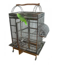 Stainless Steel Cage Medium