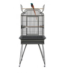 Small Scroll Top Cage