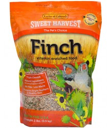 Finch Sweet Harvest 4 lb Case of 6