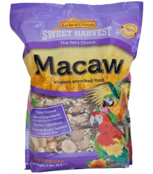 Macaw Sweet Harvest