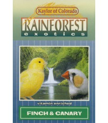 Canary & Finch Rainforest 4 lb Case of 6