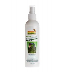 Mango Parrot Bath Spray