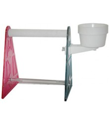 Polly's Pedicure Portable Stand Extra Large