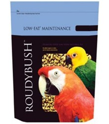 Roudybush Low-Fat Daily Maintenance Diet Crumble