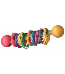 Vine Ring Rattle Foot Toy