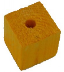 "Wood Cubes 2"" (40)"