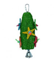 Loofa Christmas Tree