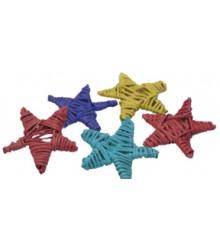 Vine Stars Small Colored (100)
