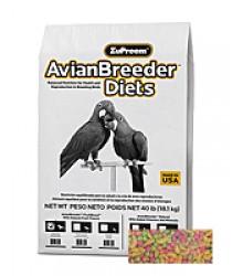 ZuPreem® FruitBlend Avian Breeder Diet Parrot