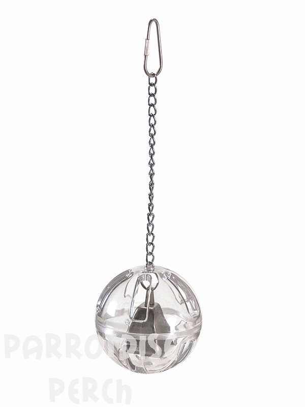 Foraging Ball with Bell