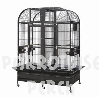 Double Macaw Cage