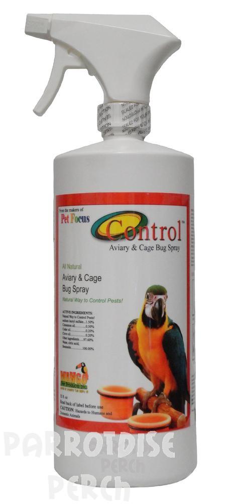 Natural Control Cage Bug Spray