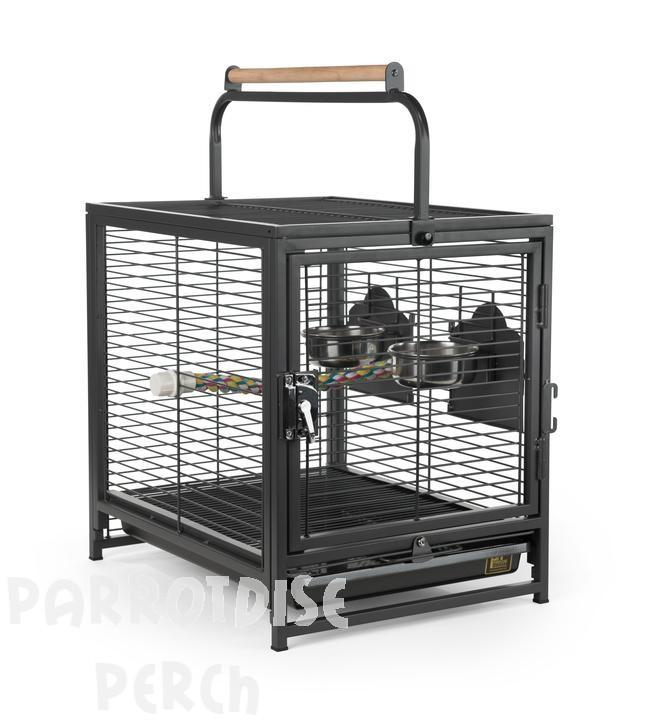 Aluminium Travel Cage