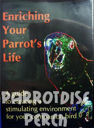 Enriching your Parrot's Life