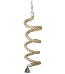 Sisal Bungee/Twister with Bell Small