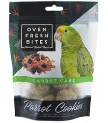 Oven Fresh Bites Parrot Cookies Carrot Cake