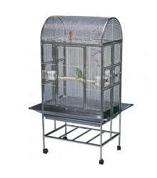 Stainless Steel Dometop Cage Medium