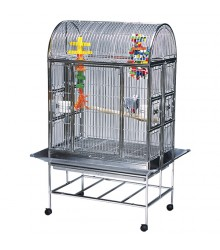 Stainless Steel Chapel Cage Medium/Large