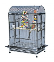 Stainless Steel Dometop Cage Extra Large