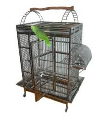 Stainless Steel Cage Medium