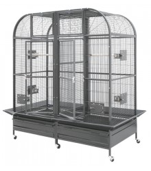Double Small to Medium Parrot Cage