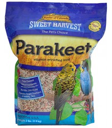 Parakeet Sweet Harvest