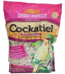Cockatiel No Sunflower Sweet Harvest