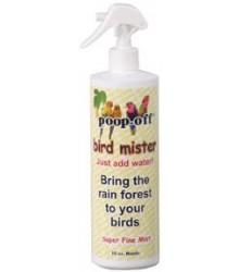 Poop-Off Bird Mister