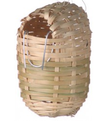 Keet Bamboo Covered Nest