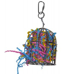 Mini Stainless Steel Treat Cage
