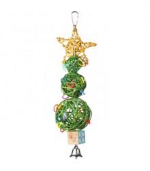 Christmas Vine Ball Tree