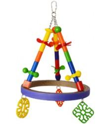 Bagel Spinner Swing