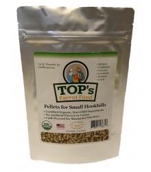 TOP'S Parrot Pellets for Small Hookbills