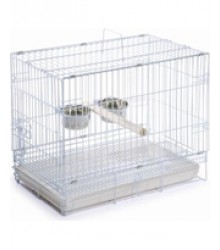 Collapsible Travel Cage Large