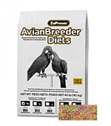 ZuPreem® FruitBlend Avian Breeder Diet Medium/Large Parrot