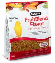 ZuPreem® FruitBlend Extra Small 10 lb