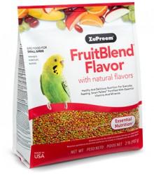 ZuPreem® FruitBlend Parakeet 2 lb