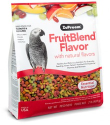 ZuPreem® FruitBlend Medium/Large Parrot 3.5 lb