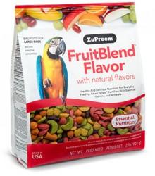 ZuPreem® FruitBlend Large Parrot 2 lb