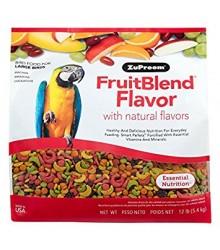ZuPreem® FruitBlend Large Parrot 12 lb