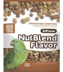ZuPreem® Nutblend Large Parrot 3.25 lb