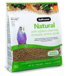 ZuPreem® AvianMaintenance Natural Parakeet 2 lb