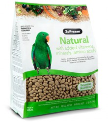 ZuPreem® AvianMaintenance Natural Parrot 3 lb